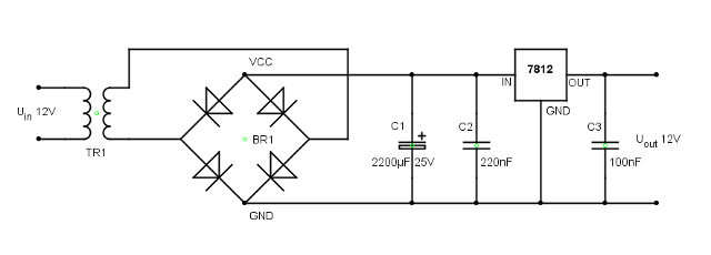Index php besides Showthread likewise Uart  munication Between Two Atmega8 Microcontrollers likewise Lm317 3 3v Source furthermore 1362. on 12v power supply schematic